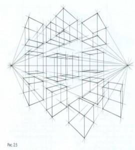 Схема перспективного изображения