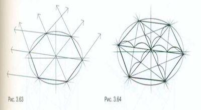 ... рисунок шестигранной призмы   СПЛАЙН: hspline.com/linejno-konstruktivnyj-risunok-shestigrannoj-prizmy.html