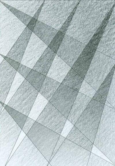 Композиция из плоских геометрических