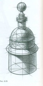 Рисунок архитектурных схем