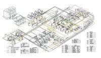 чертежи жилых, общественных и производственных зданий