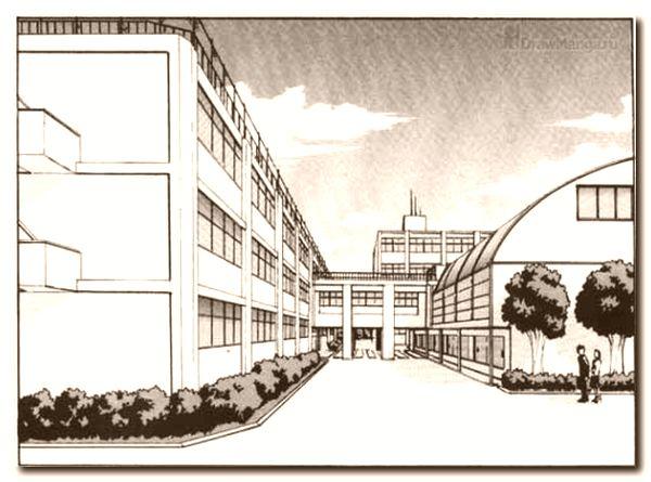 Перспективы с изображением «пятого фасада»