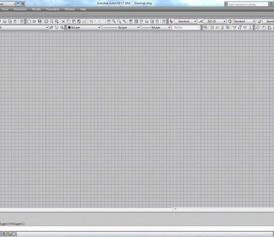 классический интерфейс AutoCAD